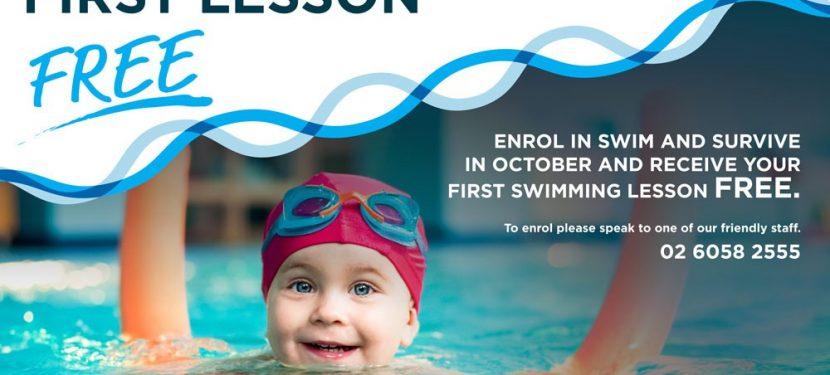 Swim School Corner